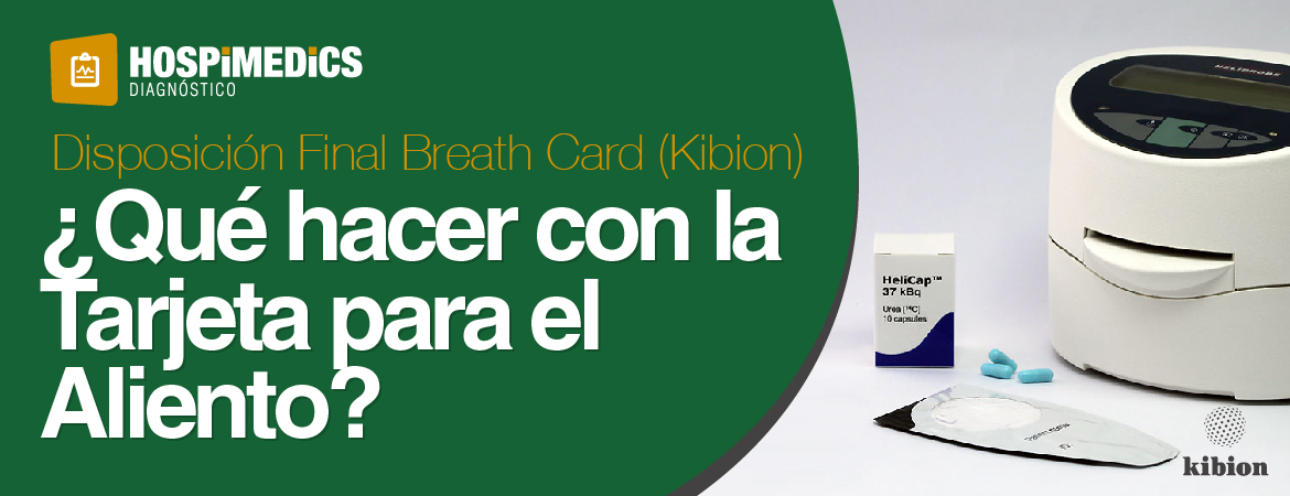 Disposición Final Breath Card (Kibion)